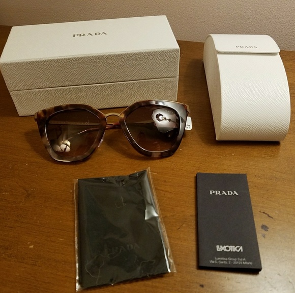 f68694cc990a Prada Accessories | Authentic 53ss Cat Eye Sunglasses | Poshmark