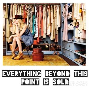 | SOLD BEYOND THIS POINT |