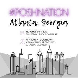 Other - Charlotte&Atlanta, #PoshNation is coming your way!
