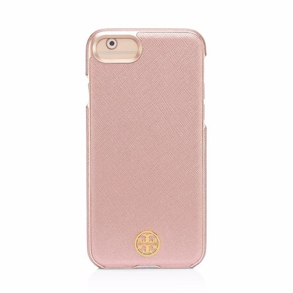 newest 976b5 5b4b0 Tory Burch iPhone 7 / iPhone 8 Case