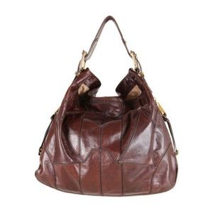 Steve Madden brown leather bag