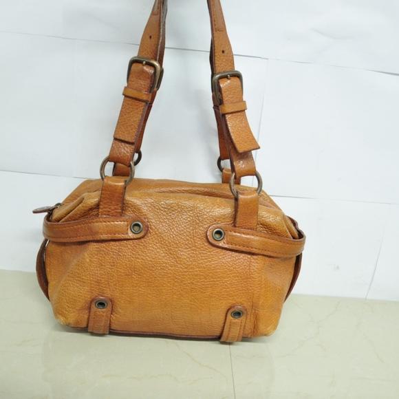f0776b1e0c0 Francesco Biasia Bags   Tan Leather Shoulder Purse Handba   Poshmark