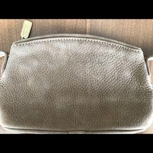 Coach Suede Tan Crossbody Bag 💕