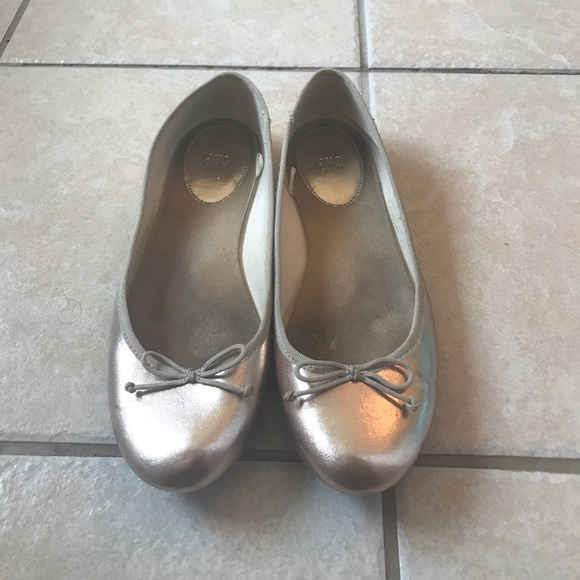 158e9560f GAP Shoes | Beautiful Rose Gold Ballet Flats From The | Poshmark