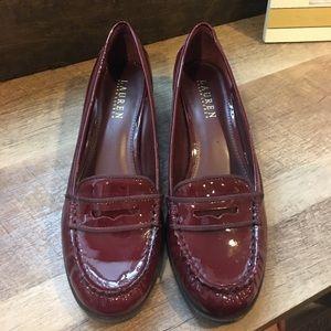 Ralph Lauren penny loafers