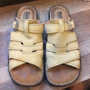 Born Shoes - Born leather Sandals