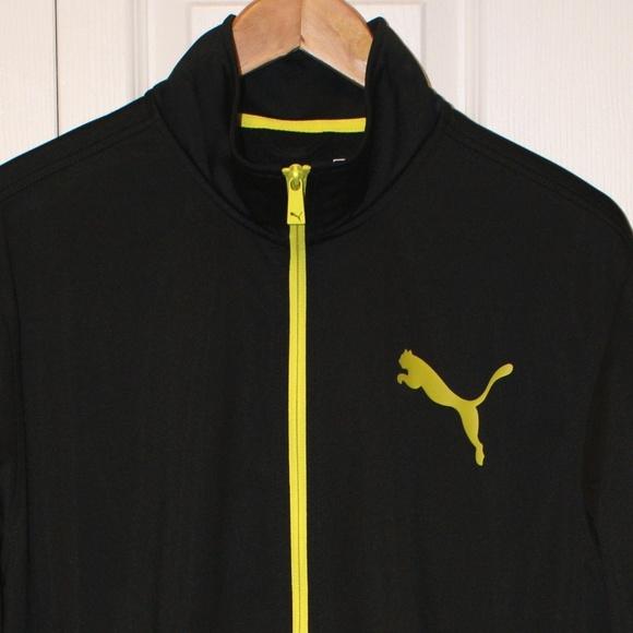 c163055c560523 Puma full zip track jacket sz XXL....NWT