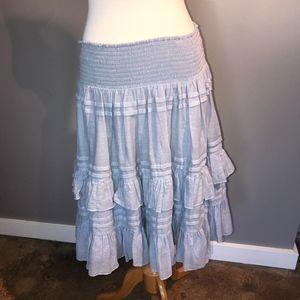Dresses & Skirts - Ralph Lauren Sport blue skirt