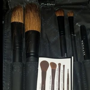 Sephora Collection 5-PC MAKE UP BRUSH Set New