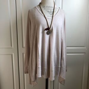 Free People Long sleeved Top/Tunic
