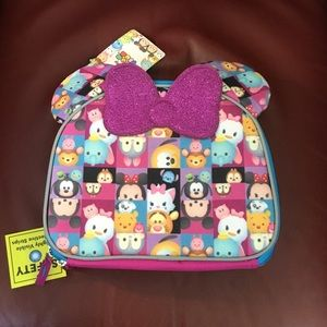 Disney Tsum Tsum lunch bag