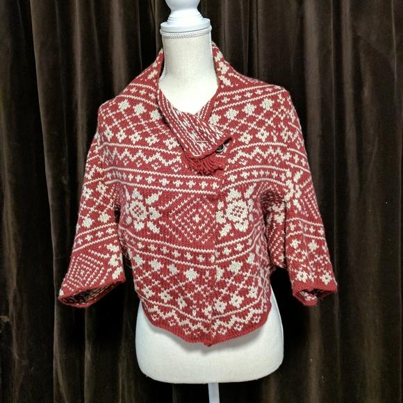 """86% off CAbi Sweaters - CAbi """"Fair Isle Shrug"""" Style #971 Sweater ..."""