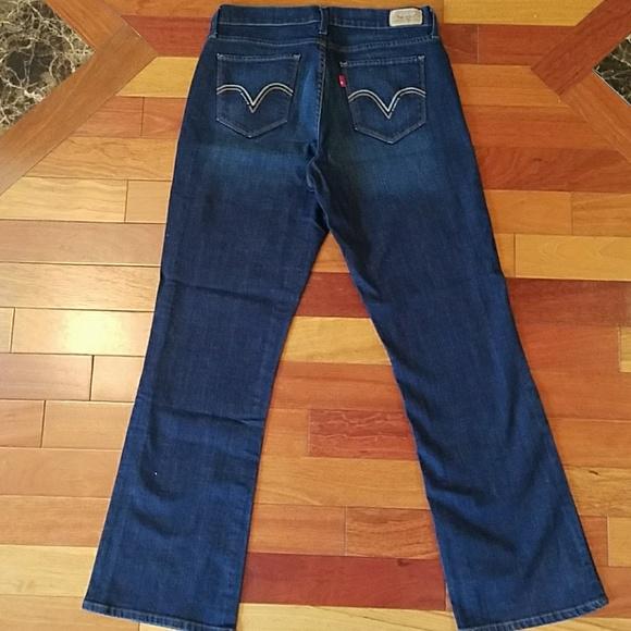 Levi's Jeans - Levi's 529 Curvy Boot Cut Jeans