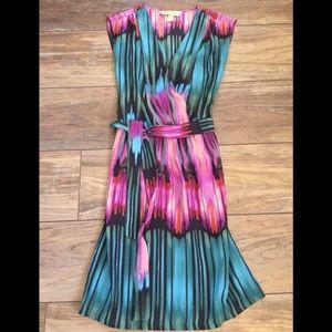 Presley Skye multi colored dress