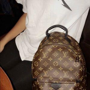 ... Louis Vuitton Palm Springs bag PM ... 8460e1f5c8207