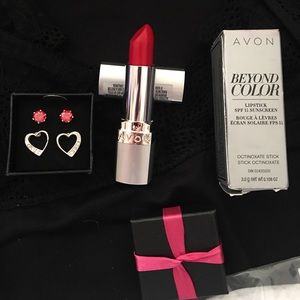 Beyond color lipstick spf 15 sunscreen divine wine
