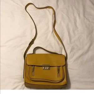 3.1 Phillip Lim by target yellow shoulder bag