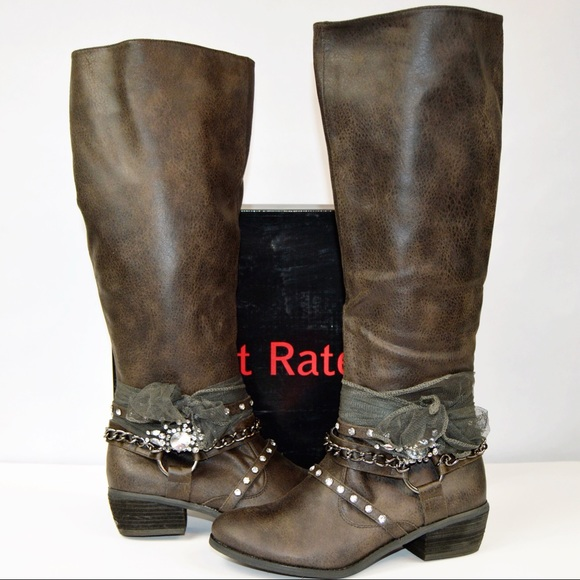 30b0c680626 NIB Tualamne Boots By Not Rated