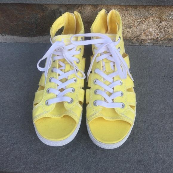 269b6ee5ff9c Converse All Star ⭐ Sneaker Sandals 10