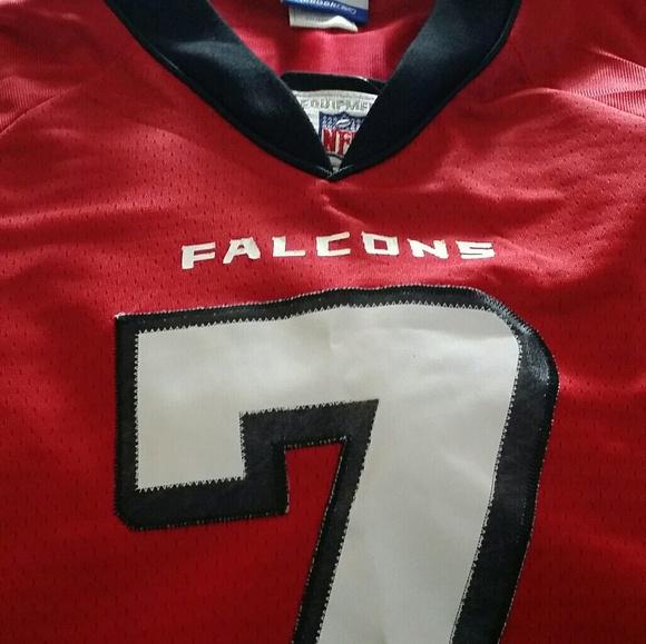 b747c8b8 NFL football jersey #7 vick atlanta falcons 2XL