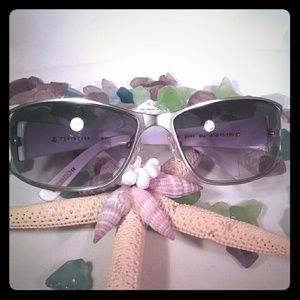 TED BAKER Wrap style SUNGLASSES
