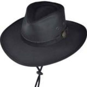 5a17710814757 Aussie Outback Trading Company Accessories - Aussie Outback Trading  Company  Kodiak Hat Blk