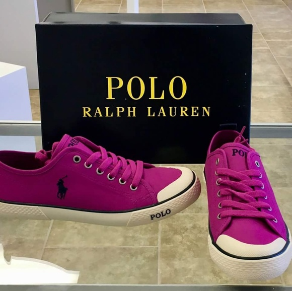 New Polo Ralph Lauren Carlisle III Sneakers 03c19786c55