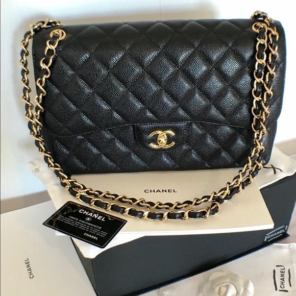 f657830db45404 CHANEL Bags | Classic Jumbo Bag New | Poshmark