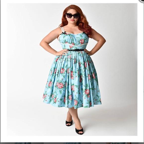 9a27cbc70f0d Vixen By Micheline Pitt Dresses | Vixen Budding Beauties Alice Swing ...