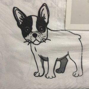 Other - Frenchie French bulldog full Sheets 4 piece