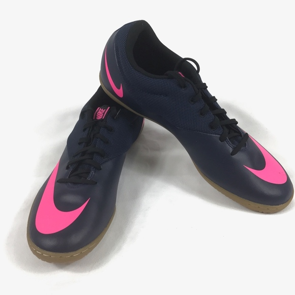 finest selection 91a72 4a3fd Nike Mercurialx Pro IC Indoor Soccer Shoes