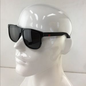 74317153821 Gucci Accessories - Gucci GG0010S 001 Black Large Sunglasses