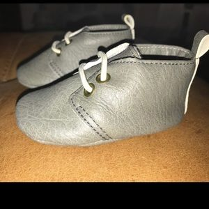 Other - Baby gray Mocs