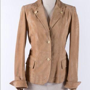 Dolce & Gabbana Goatskin Jacket