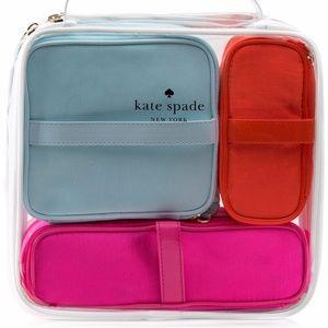 Kate Spade Travel Bag Set of 4