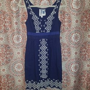 Anthropologie Edme and Esyllte dress