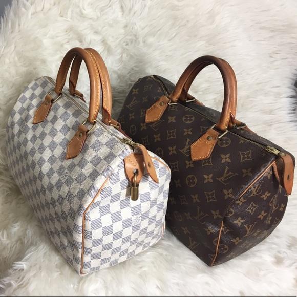 ce377cf0f1a2 Louis Vuitton Handbags - 🌸FLASH⬇ 🌸💯%Auth LV s Speedy 30 Monogram