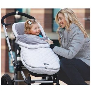 JJ cole urban bundle me car seat/stroller cover
