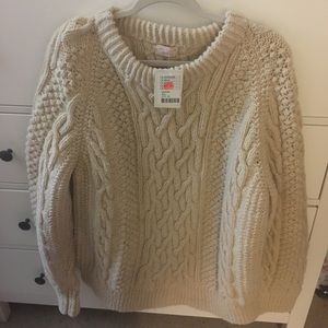 Sweaters - Large oversized sweater
