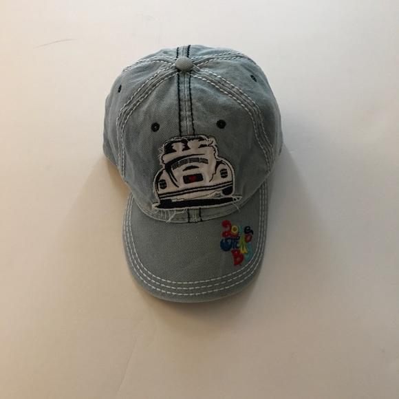 Brisa Accessories - Brisa Volkswagen VW Beetle Vintage Trucker Dad Hat cf68d9162a4