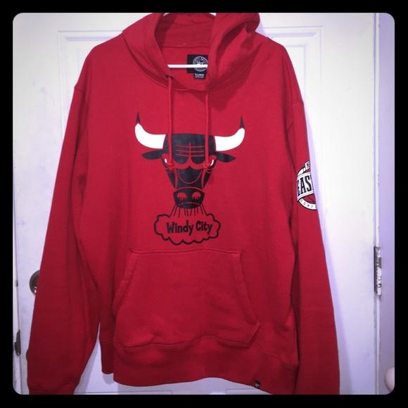 Men s Chicago Bulls hoodie. f500c7bea1f1