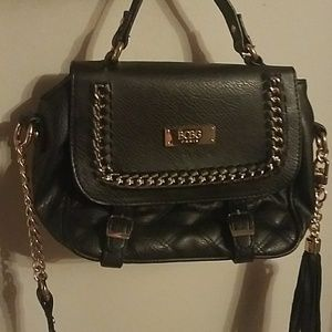 Black BCBG Crossbody Purse