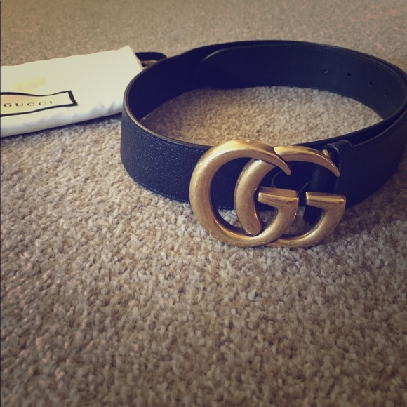 dc863bd699e8 Gucci Accessories | Marmont Belt | Poshmark