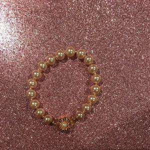 Genuine Majorica Pearl Bracelet