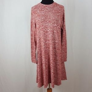 BOBBIE BROOKS PLUS SIZE SWEATER DRESS SIZE 1X