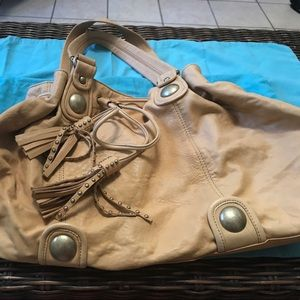 Cynthia Rowley leather handbag