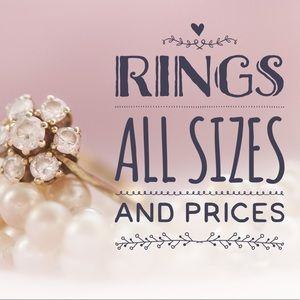 Rings, All price ranges