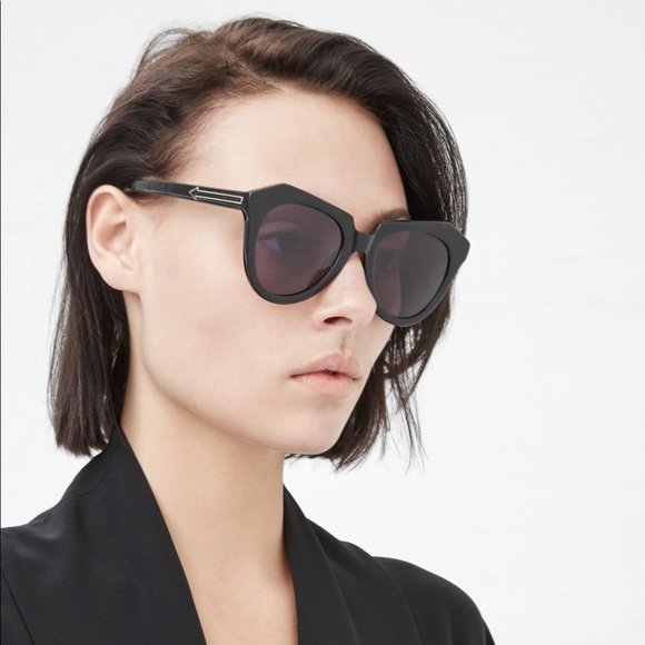 aa223bd7b85 Karen Walker Accessories - Karen Walker One Worship Sunglasses