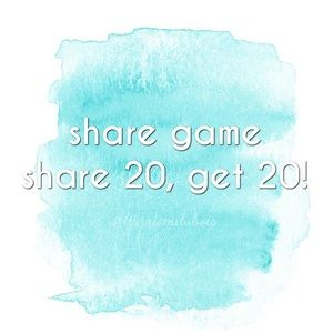 Tops - Share Game! Read Below