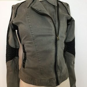 BLANCKNYC MOTO Jacket